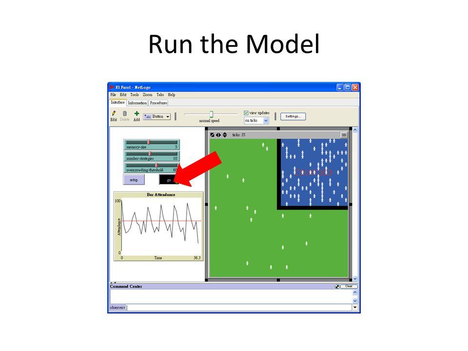 Run the Model
