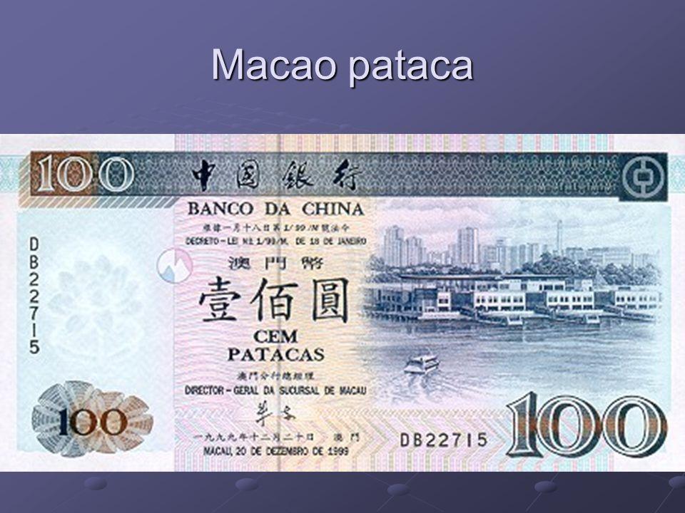 Macao pataca