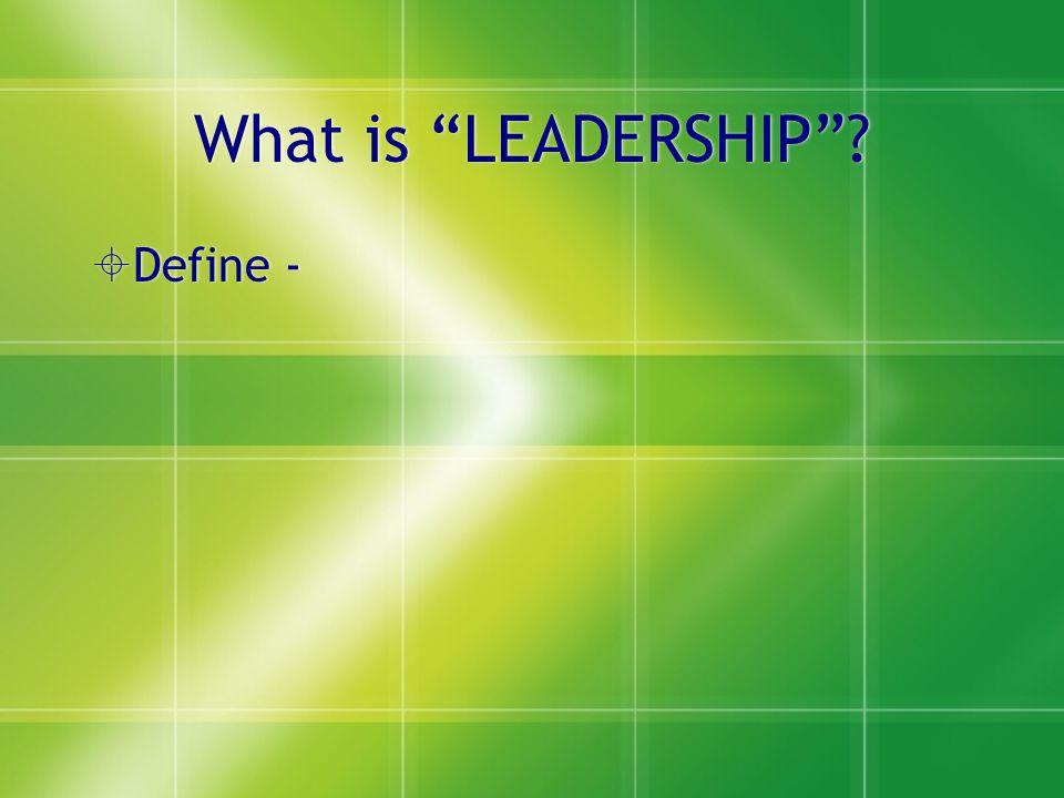 What is a Teacher ?  Define -