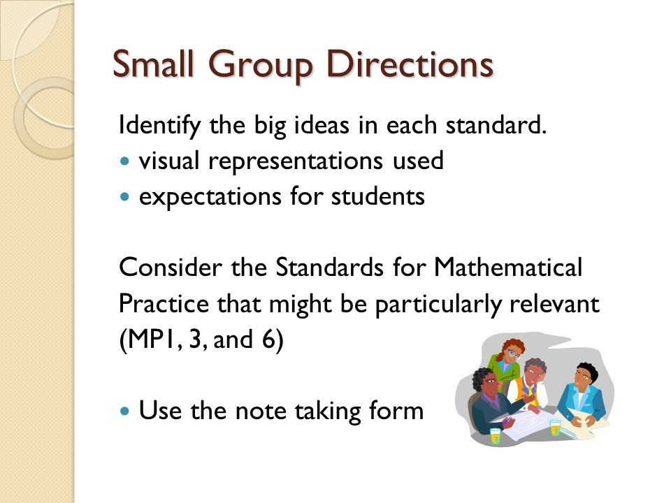 Group Jigsaw Count off by 6's Move to your new group based on your number.