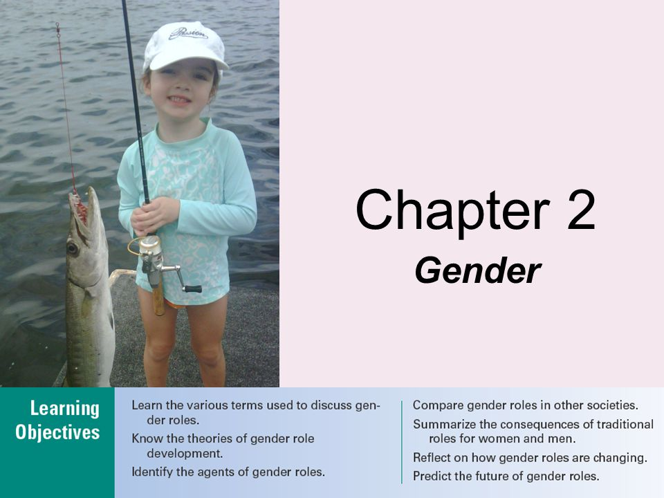 Chapter 2: Gender Introduction Quote: Newsflash: You're the boy.