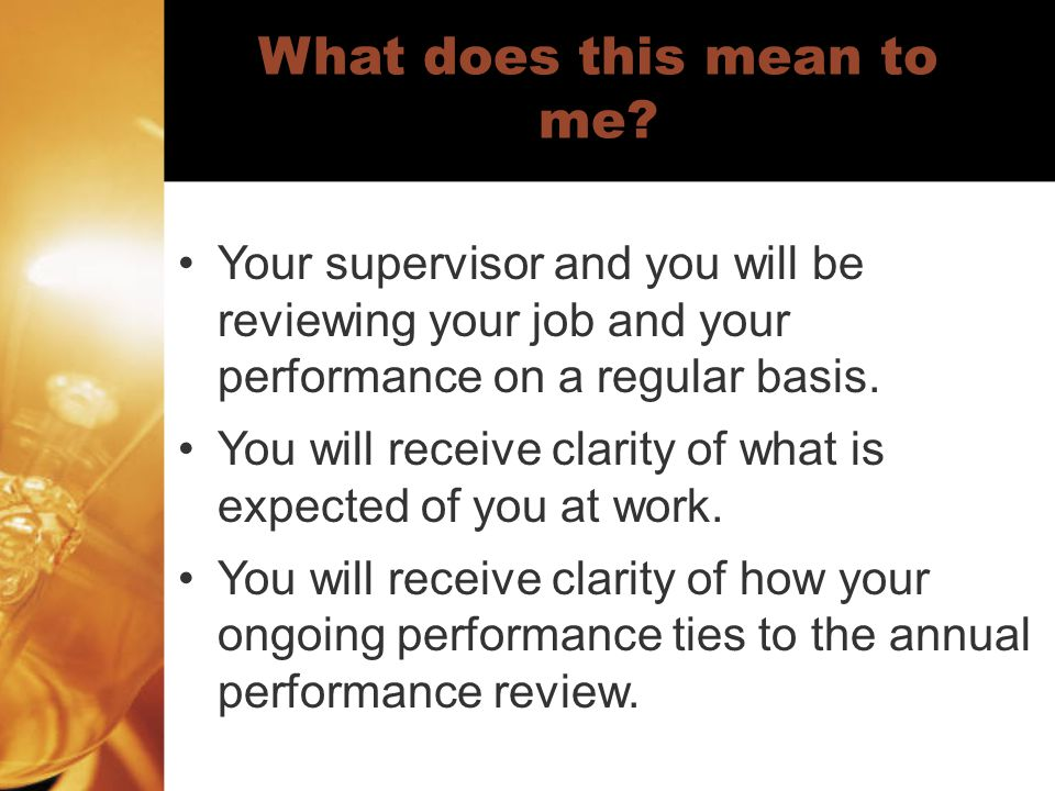 What's next.Review job description and responsibilities for clarity.