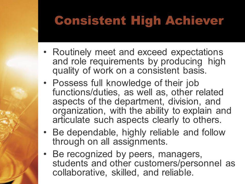 Work Ethics Competencies Dependability Self Management Flexibility Organizational Contribution