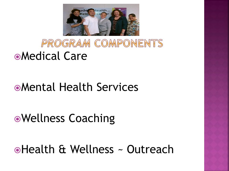  Free Medical Exams - Treatment for minor injuries, illnesses; referrals for complex/chronic care.