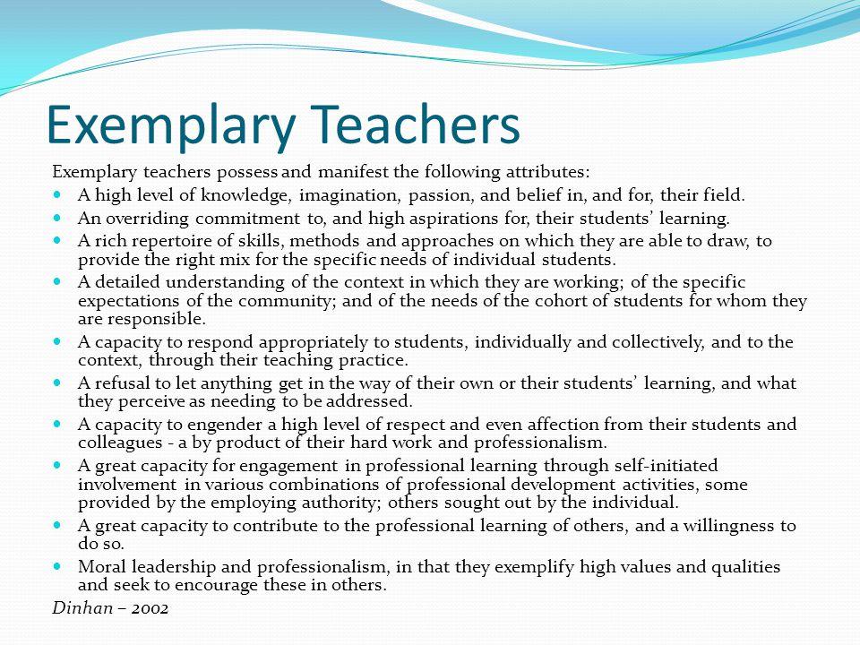 Relationships (cont.) Classroom practices should inform, nurture, develop and extend relationships.
