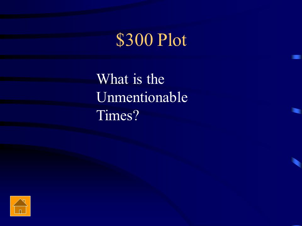 $300 Plot What was the time before the Great Rebirth called