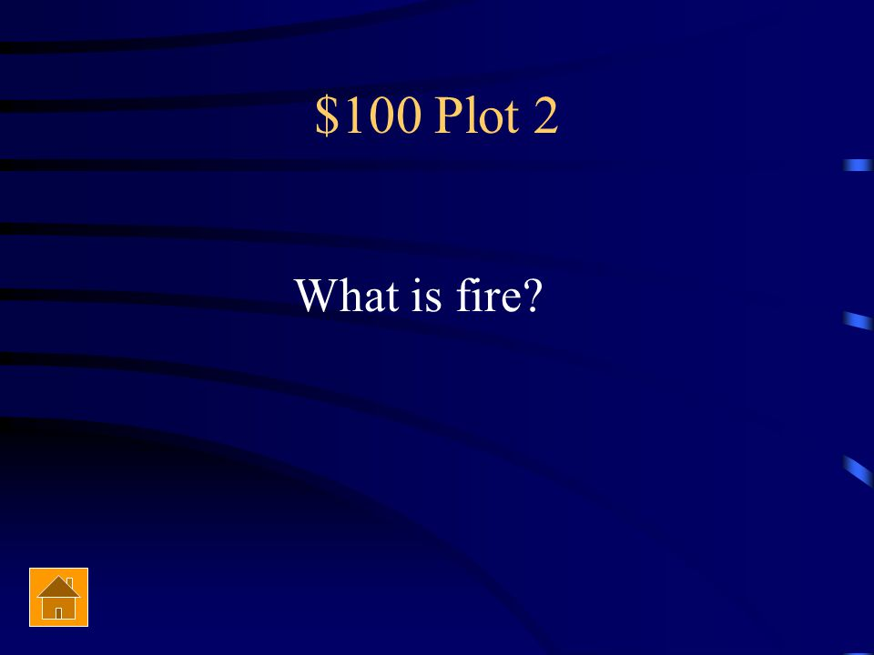 $100 Plot 2 In the story In the Beginning, what does Prometheus steal from the gods and give to the humans