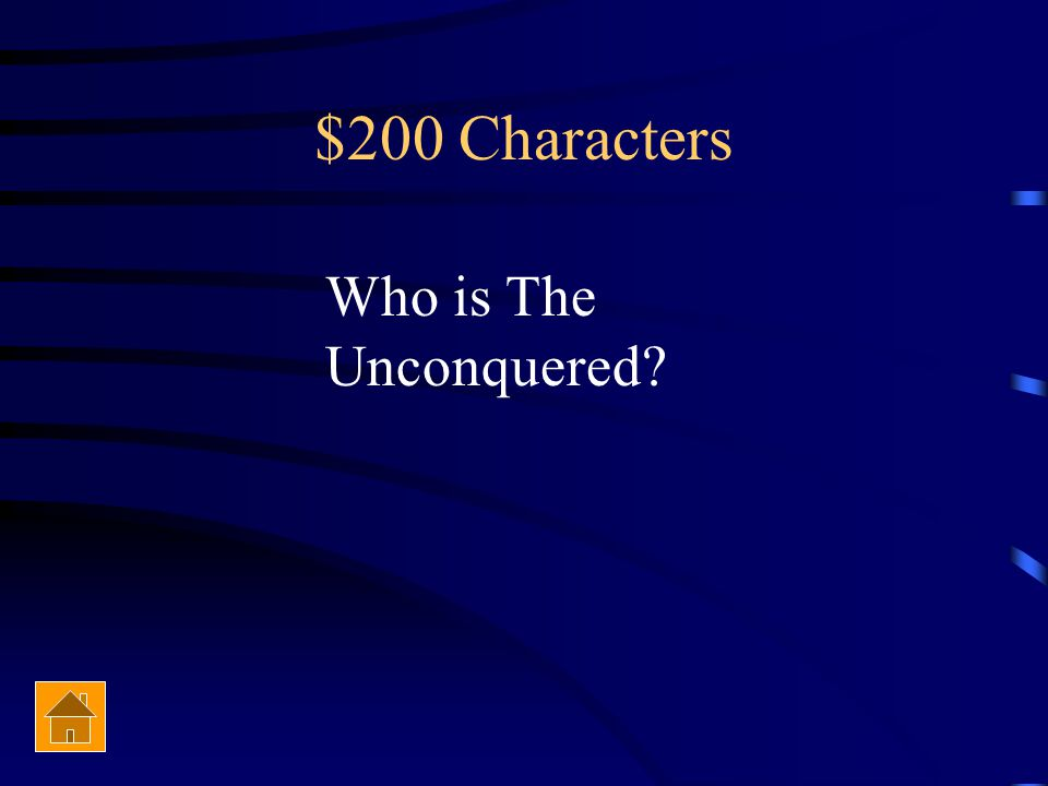 $200 Characters Liberty 5-3000 gave Equality 7-2521 the name of