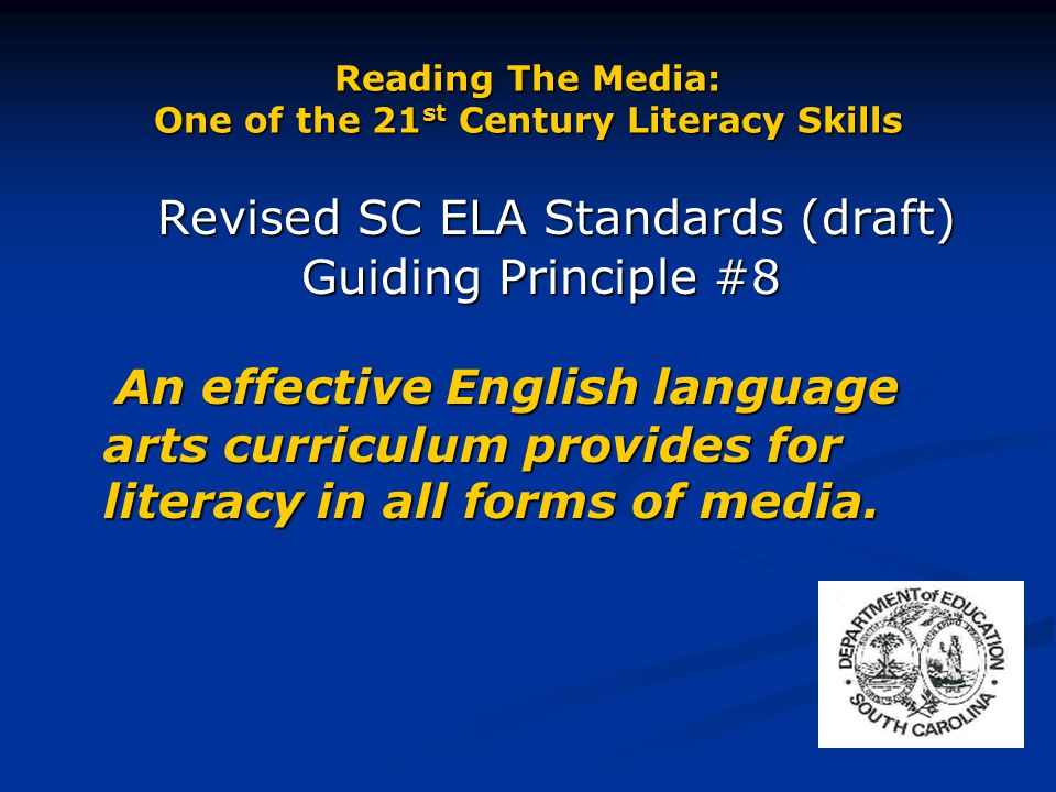 Reading The Media: One of the 21 st Century Literacy Skills Visual Literacy Visual Literacy Considering the critical inquiry questions, apply them to some of these images Considering the critical inquiry questions, apply them to some of these images these images these images
