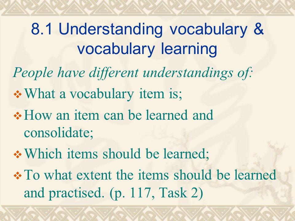 How do we teach the new words, e.g., 20 new words, in a unit of a textbook.