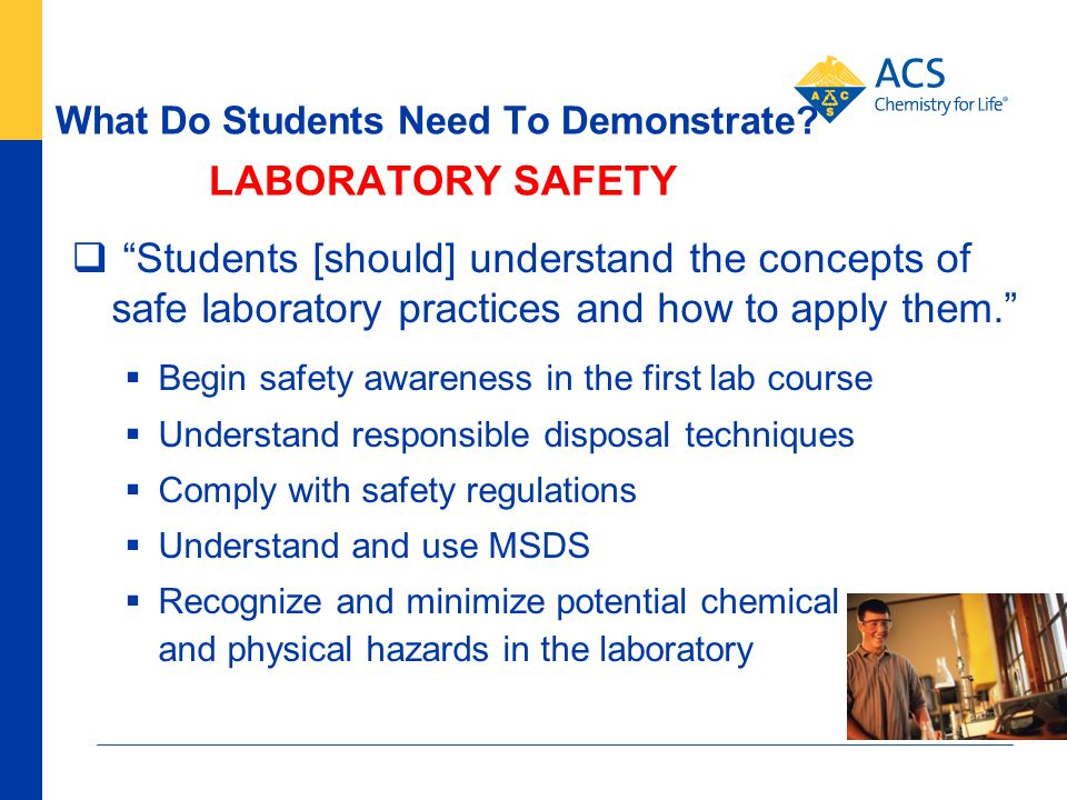 What Do Students Need To Demonstrate.