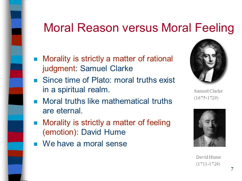 "6 On What Basis Do We Make Moral Decisions? n The Ethics of Natural and Human Rights -- ""...all people are created...with certain unalienable rights"""