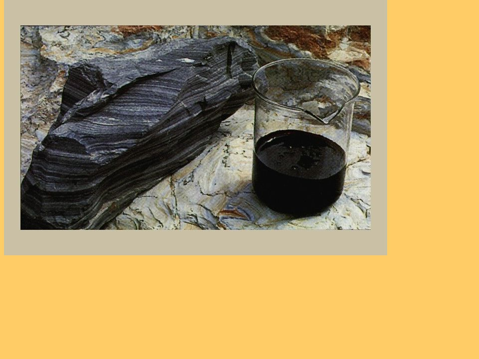 Oil Shale – Is there a future.