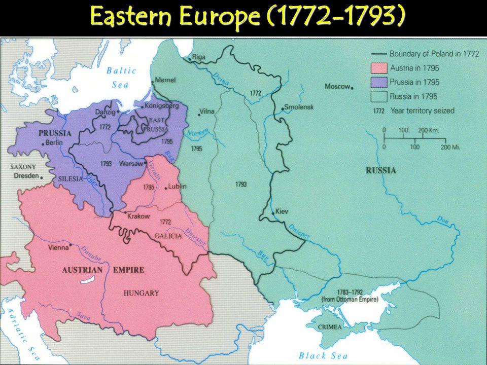 Eastern Europe (1772-1793)
