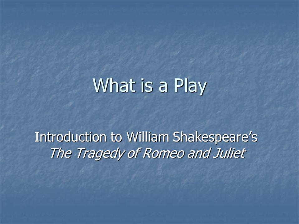 The characteristics of Shakespearean Literature…