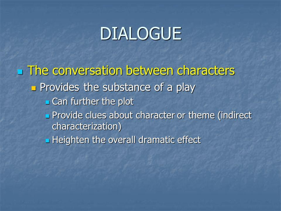 Aristotle's Six Elements of Tragedy 1.Plot 2. Diction/Language/Dialogue 3.