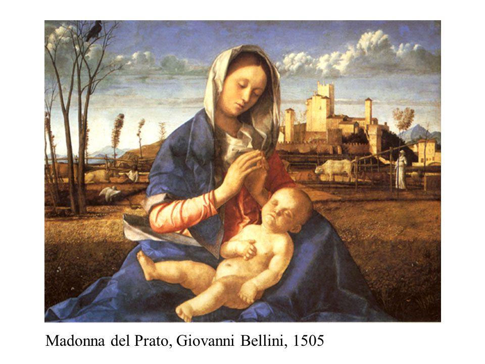 Madonna del Prato, Giovanni Bellini, 1505