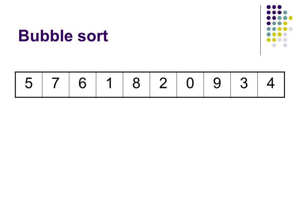 5761829034 Seventh Comparison Swap