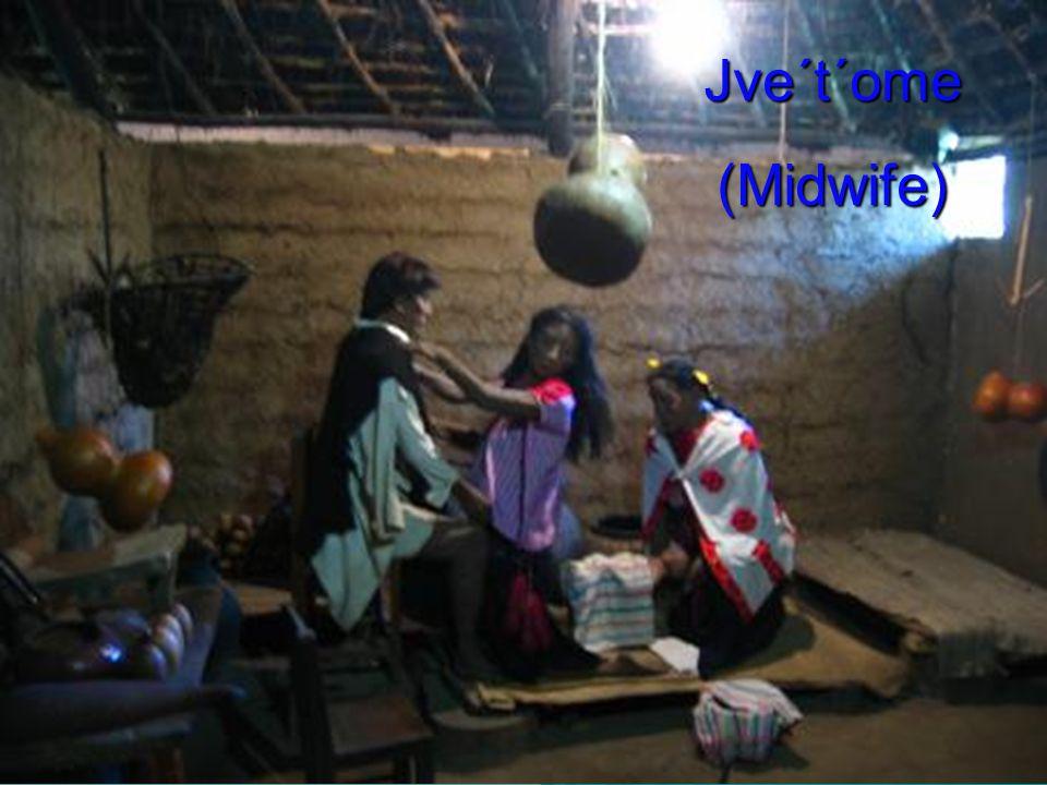 Midife Jve´t´ome(Midwife)