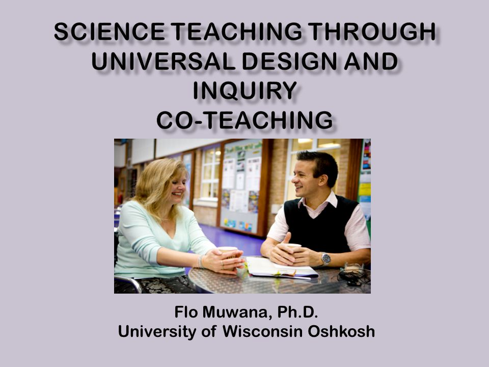 Flo Muwana, Ph.D. University of Wisconsin Oshkosh