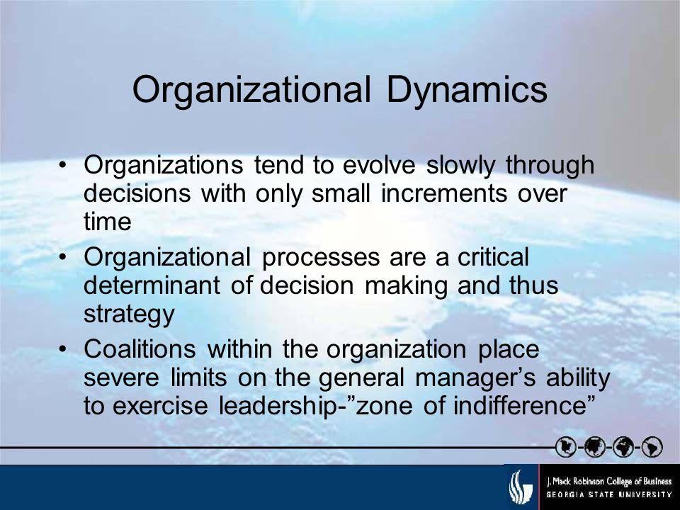 Corporate Strategy Articulates the firm's areas of focus and actions Fosters the exchange of ideas across the corporation Vehicle for allocating resources among all of the business units Identifies the added-valued from company- wide initiatives-six sigma,IT, HR development, etc.