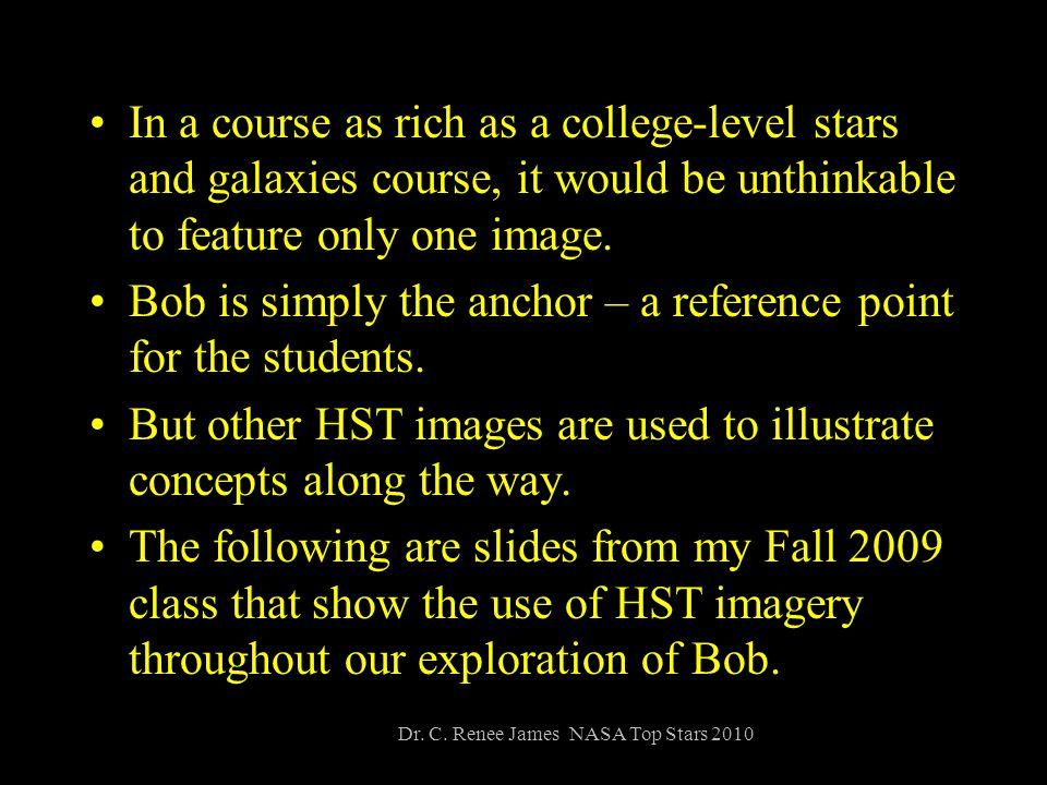 http://hubblesite.org/newscenter/archive/releases/1994/24/ Dr. C. Renee James NASA Top Stars 2010