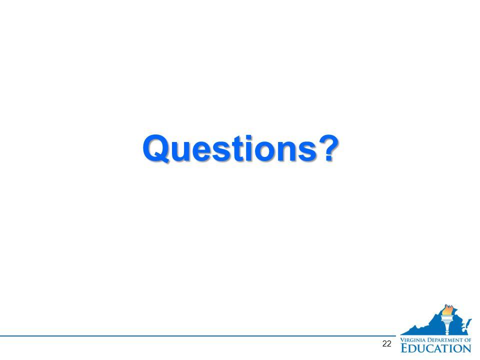 22 Questions Questions