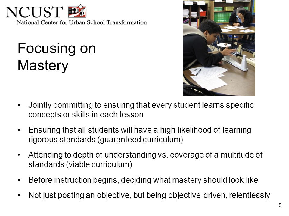 Teaching Clearly, Logically, and Concisely 6 Determining what students need to understand in order to attain mastery Anticipating student misconceptions (planning ahead) Avoiding long lectures Teaching thinking strategies, note-taking skills, graphic organizers, and research skills so students will be able to access information when they need it Scaffolding learning experiences Teaching students to use rubrics to guide their work