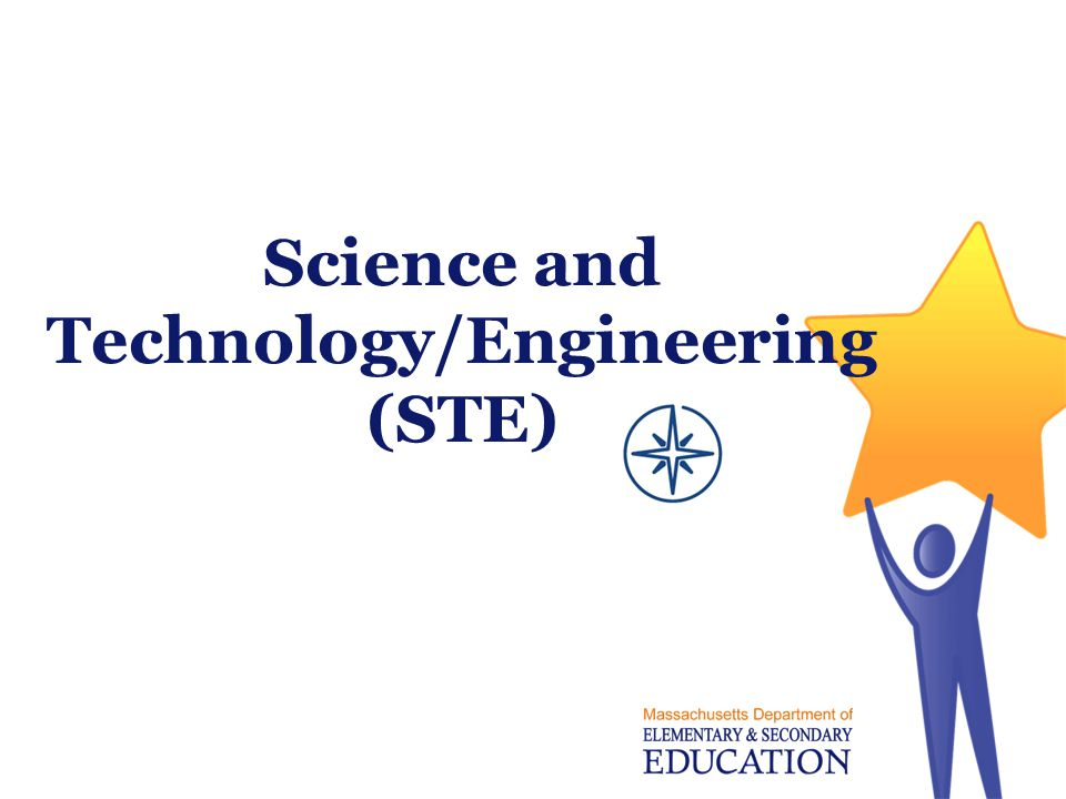 Science and Technology/Engineering (STE)