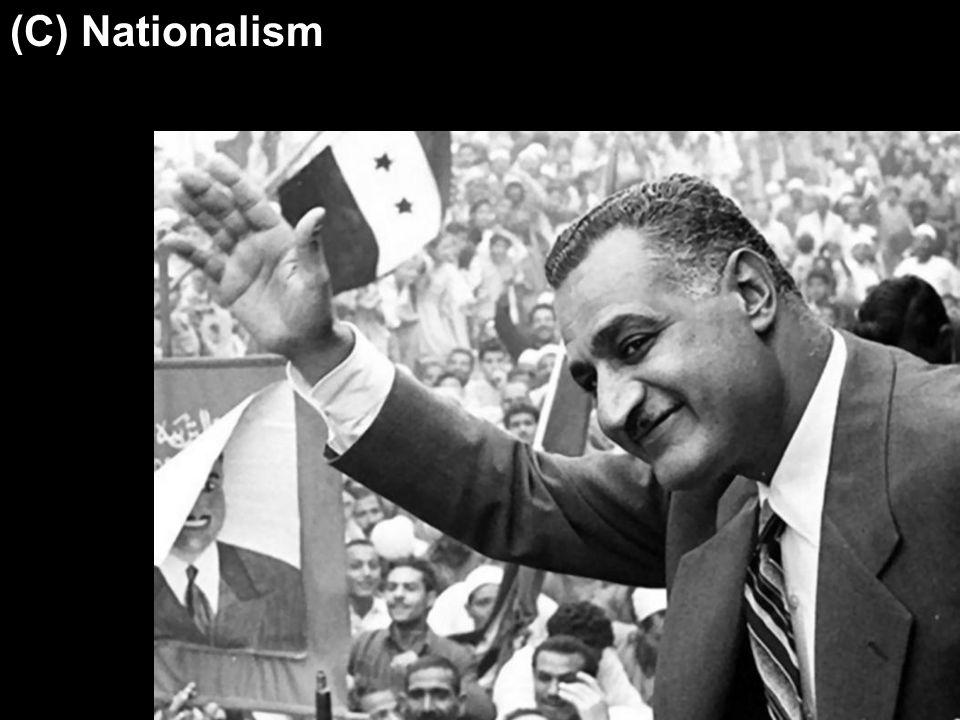 (C) Nationalism