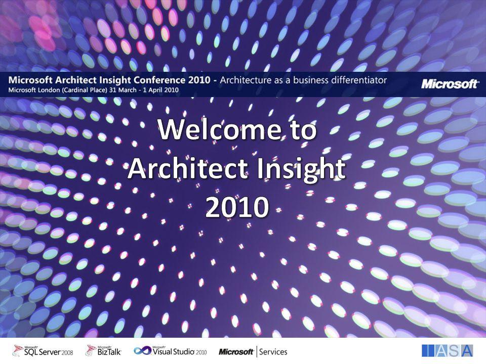 Jason Hogg Group Architect Solution Engineering Enterprise Services Microsoft Corp.