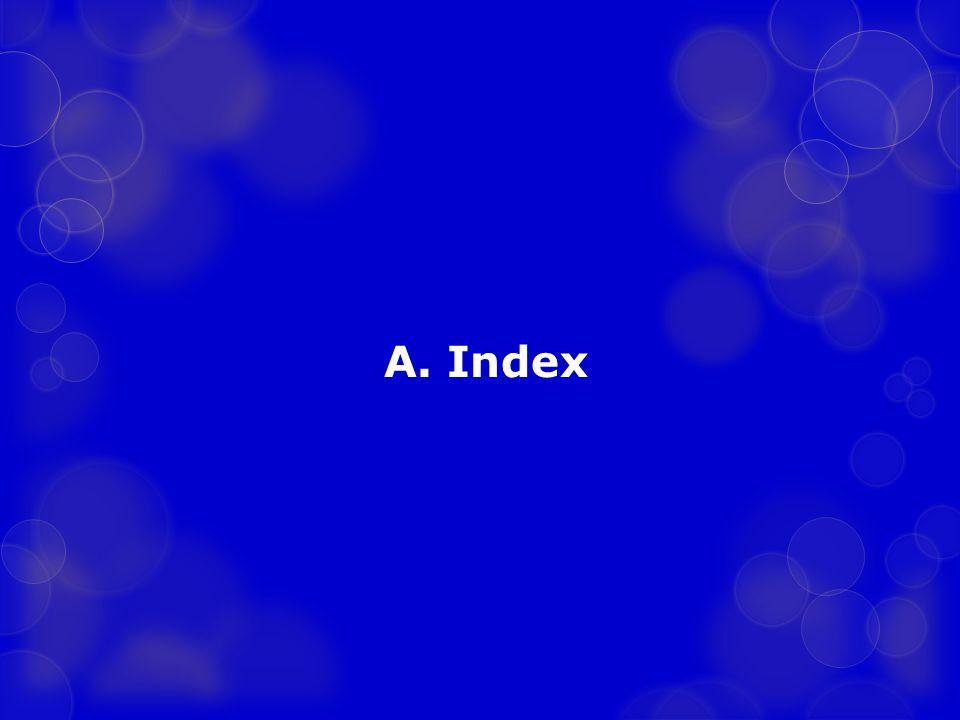 A. Index
