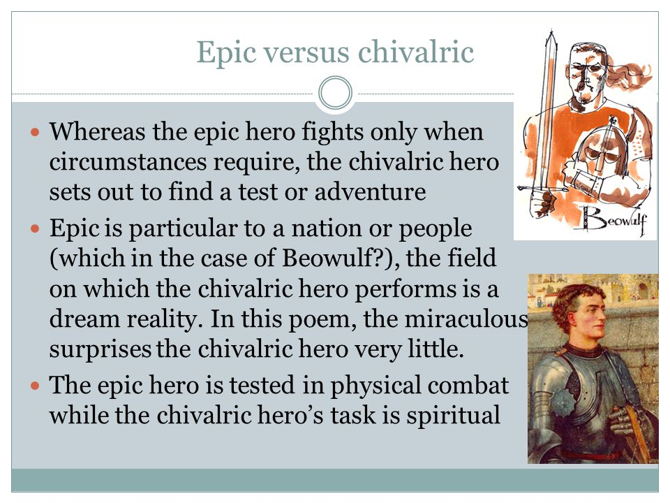 epic hero comparison essay