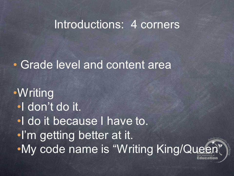 English Challenges