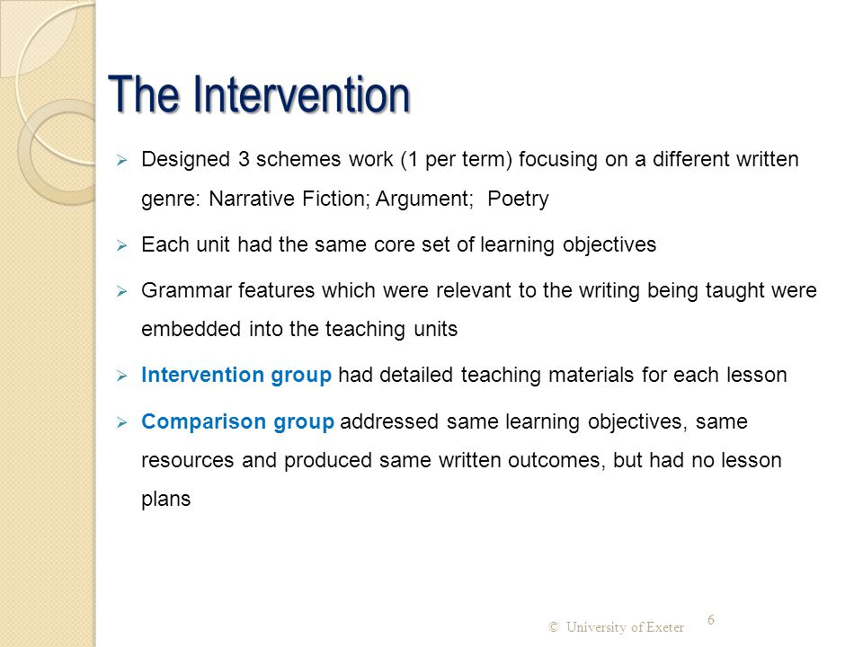 A Classroom Example Context: Writing Fictional Narrative Learning Focus: how short sentences can create tension in narrative TASK: In pairs, read the extract from Michel Morpurgo's Arthur, High King of Britain and find the three shortest sentences he uses.