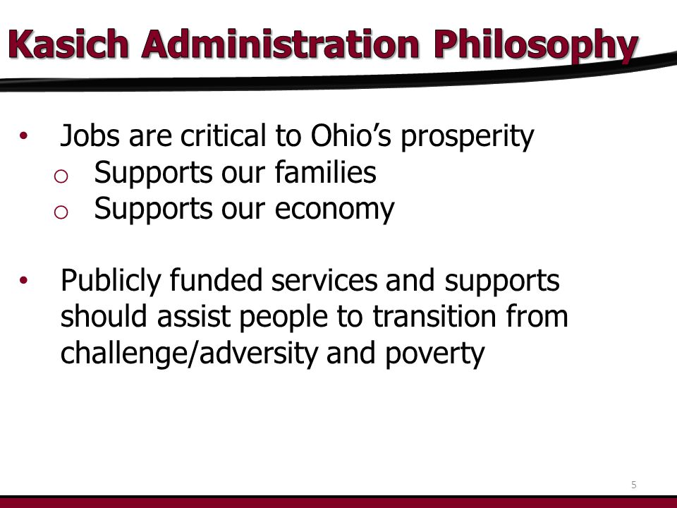 Medicaid is providing access to health care for more Ohioans More than 496,000 additional people enrolled from October 2013 to October 2014 Access to both physical health care AND mental health and addiction services 6