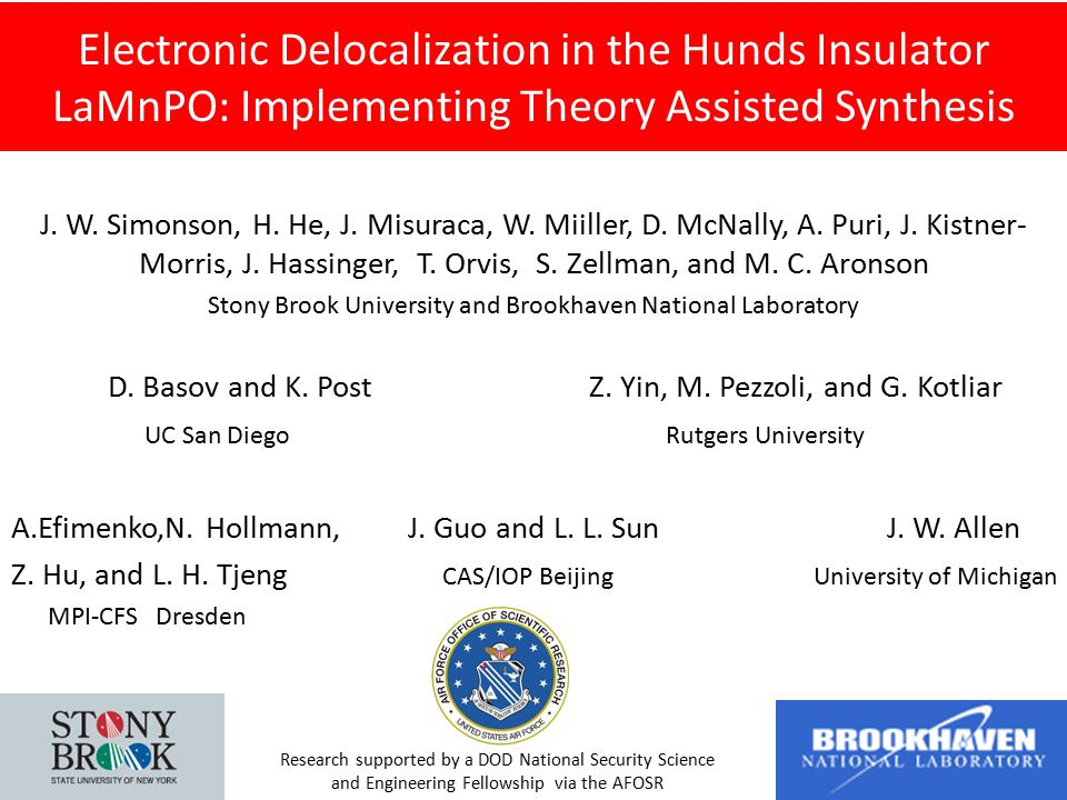 Electronic Delocalization in the Hunds Insulator LaMnPO: Implementing Theory Assisted Synthesis J.