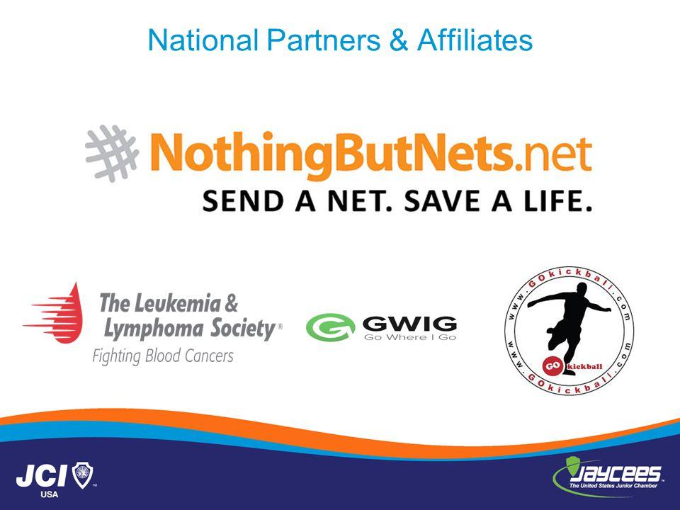 National Partners & Affiliates
