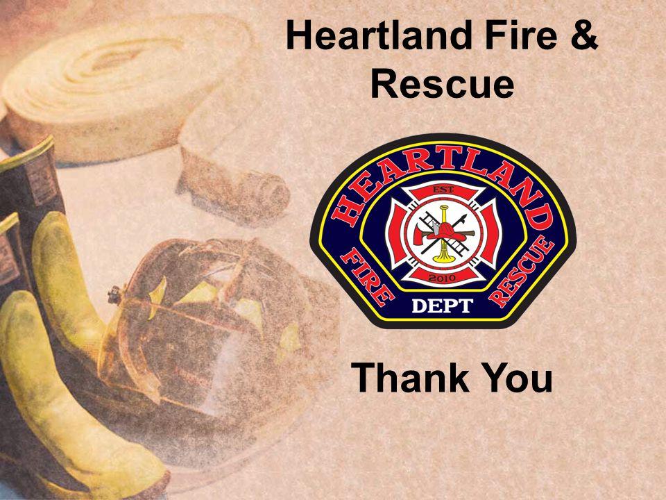 Heartland Fire & Rescue Thank You