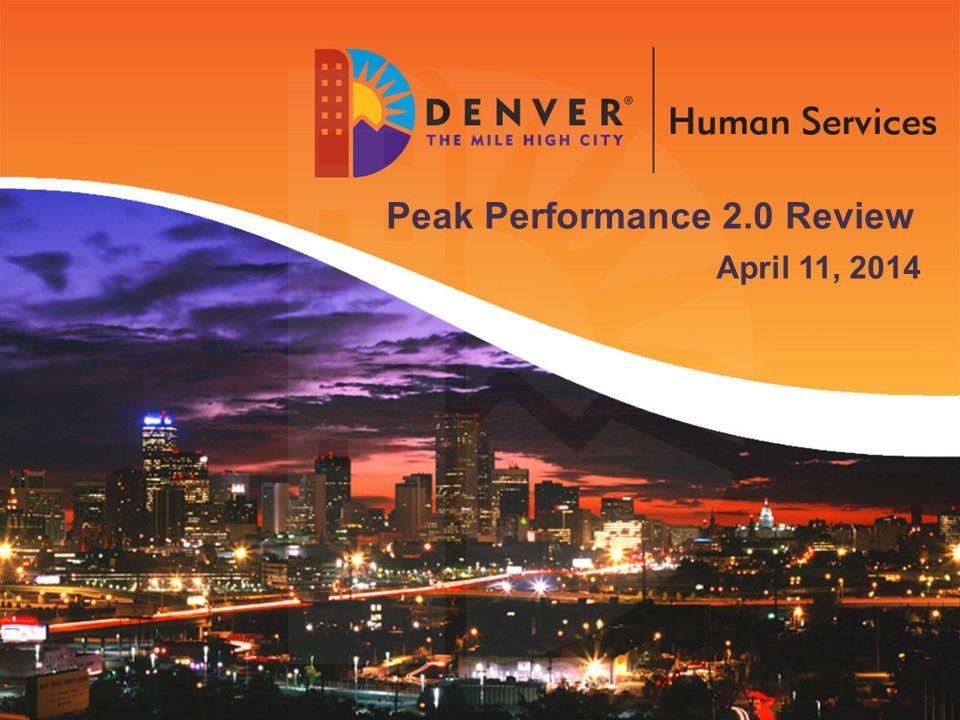 Peak Performance 2.0 Review April 11, 2014