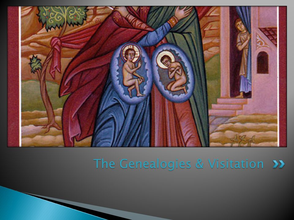 The Genealogies & Visitation