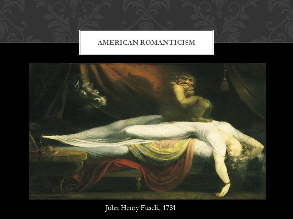 John Henry Fuseli, 1781