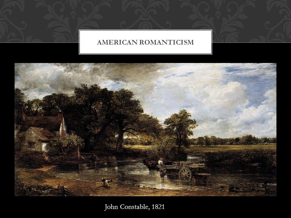 John Constable, 1821