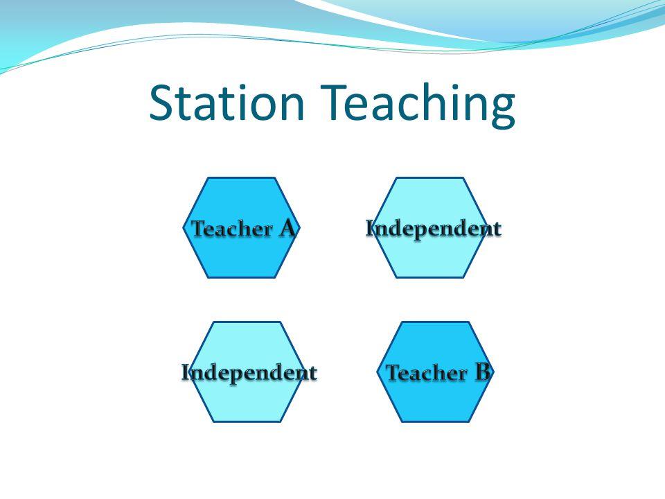Station Teaching