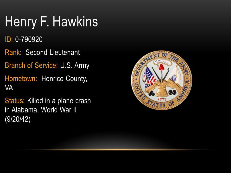 James Tunstall Hatke Entered the Service From: Rockbridge County, VA.