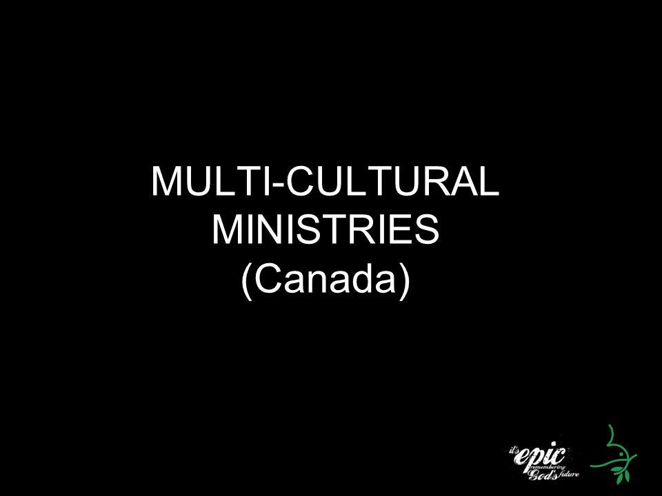 MULTI-CULTURAL MINISTRIES (Canada)