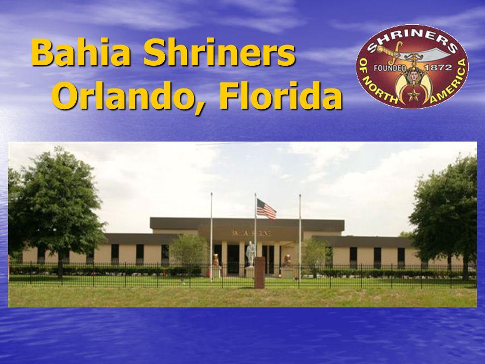 Bahia Shriners Orlando, Florida