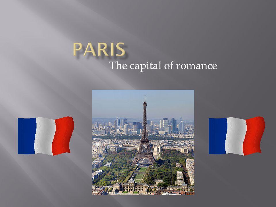 The capital of romance