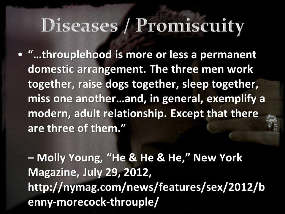 …throuplehood is more or less a permanent domestic arrangement.