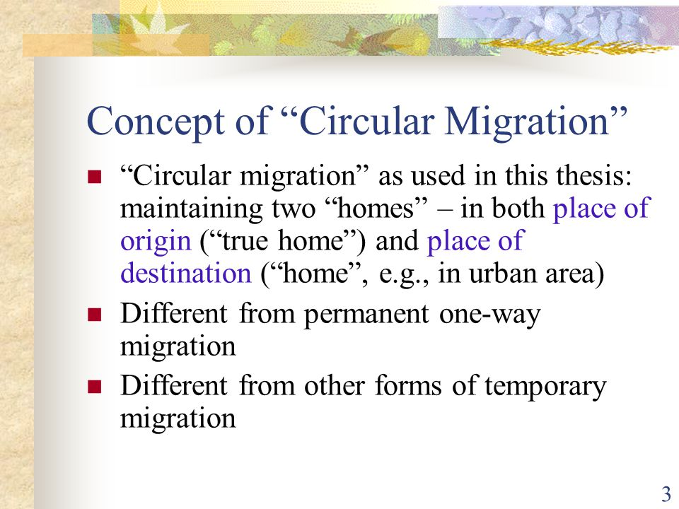 24 1.Gender differentiated patterns of returning home are created by: 1.